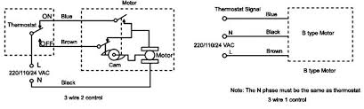 honeywell vc series motorized zone valve Honeywell Actuator Wiring Diagram Honeywell L8148E Wiring-Diagram