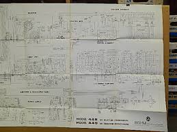 rock ola 448 449 domestic and export wiring diagram here is the schematic as it appears when unfolded