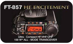 Image result for yaesu FT - 857