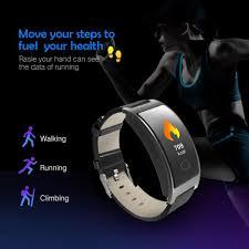 กระเป๋าสะพายสำหรับผู้หญิงSmart Watch <b>CK11C</b> Smart Bracelet IP67 ...