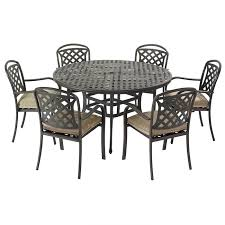 garden table 6 chairs. hartman berkeley round garden furniture set with parasol - 6 seater. loading zoom table chairs