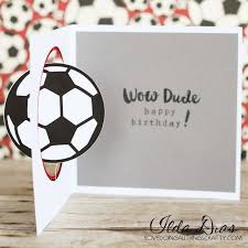 soccer greeting cards image result for diy birthday cards for boyfriend idea ideas