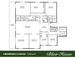 charming 4 bedroom 3 bath house plans 27 2 bathroom plan 5 dream floor ultra contemporary