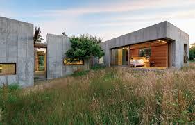 Martha's Vineyard prefab made of modular concrete boxes  Shipping  Container HomesShipping ...