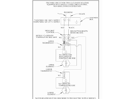 lower element of electric hot water heater does not come on i found a diagram of it