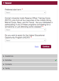 the ultimate guide to applying to cornell cornell general