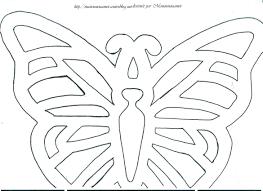Animaux Papillon Dessin Imprimer Papillon Dessin Imprimer