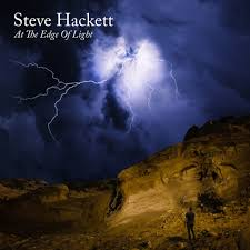 """<b>Steve Hackett - """"At</b> The Edge Of Light"""" - Everything Is Noise"""