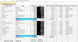 Small Business Accounting Excel Template Spreadsheet Templates For ...