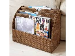 company tidy office. handwoven rattan paper organiser magazine rack or file box to keep your home office holding companydesk tidyoffice company tidy l