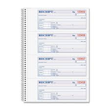 receipt book clipartfox and rent receipt book