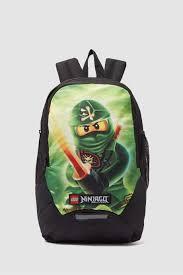 Shop Multicolour Lego Ninjago Lloyd School Backpack for Kids