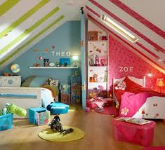 Boys And Girls Twin Shared Bedroom Ideas