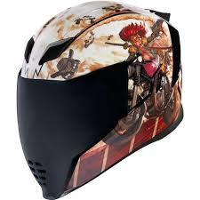 Icon Airflite Helmet Pleasurdome 3