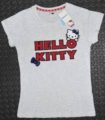 Primark T Shirt Size Chart Hello Kitty T Shirt Primark Womens Ladies Uk Sizes 4 24 Men Women Unisex Fashion Tshirt Black Designer T Shirt Coolest T Shirts From