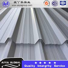 prepainted galvalume roofting sheet building structure corrugated steel sheet