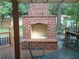 what to consider in a brick outdoor fireplace how to build an outdoor brick fireplace how to build an outdoor brick fireplace