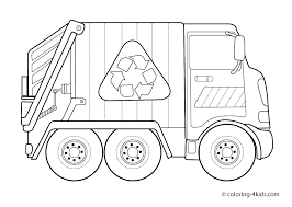 379 peterbilt coloring pages dump truck for s to print