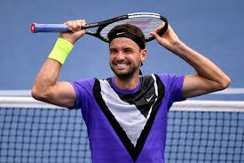 View the full player profile, include bio, stats and results for grigor dimitrov. Us Open Grigor Dimitrov Beat Roger Federer But Lost To No 405 What