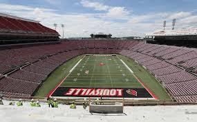 A Look At The Papa Johns Stadium Expansion