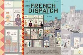 Wes Anderson's upcoming film The French ...