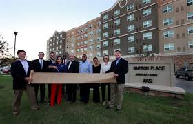 civitas capital group and stonegate senior living celebrate the grand opening of an affordable assisted living facility in dallas