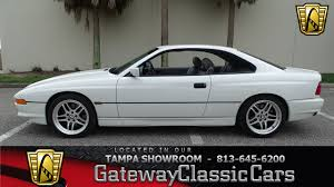 BMW Convertible 1996 bmw 850ci for sale : 1996 Bmw 850ci For Sale in Dallas   Gateway Classic Cars