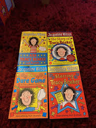 Also available by jacqueline wilson published in corgi pups, for beginner readers. Set Of Tracy Beaker Books In B23 Birmingham For 10 00 For Sale Shpock