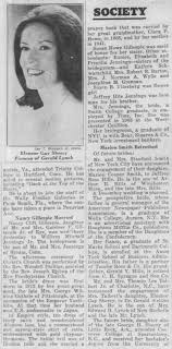 1969 Gillespie-Jennings wedding - Newspapers.com