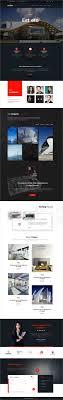 Construction Website Templates Extraordinary Samara Responsive HTML Template For Charity Fund Raising