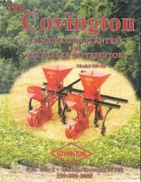 Covington Planter Publications
