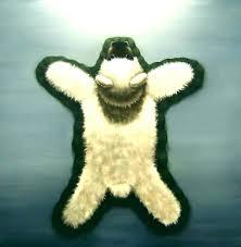 bear rug fake faux bear skin rug with head faux polar bear rug bearskin rug teddy bear rug fake fake polar