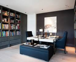 Home office home Small Elegant Double Desk Transitional Home Office Interiors Architecture Home Office Design Home Office Desks Modern Home Offices Pinterest Elegant Double Desk Transitional Home Office Interiors
