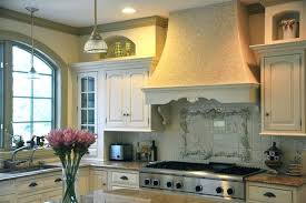 Off white country kitchens Gray White French Country Kitchen French Kitchen French Country French Kitchen French Country Kitchens Remodeling White Kitchen Off White French Country Kitchen Homedit White French Country Kitchen French Kitchen French Country French