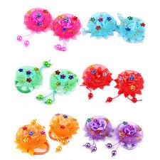 Wholesale Best Selling Flowers <b>Hair</b> Holder Gum <b>Rope</b> Baby Girls ...
