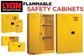 Yellow Flammable Cabinet Shealy Electrical Wholesalers Lyon Flammable Safety Cabinets