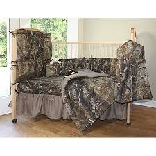 camouflage crib bedding simple