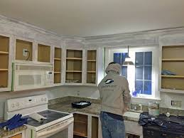 w did 3 layers three of white paint on top of the primer we used benjamin moore advance in decorators white satin finish for easier cleaning