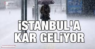 istanbul kar ile ilgili görsel sonucu
