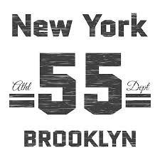 ニューヨークのアパレル デザインt シャツの印刷ヴィンテージ レトロ