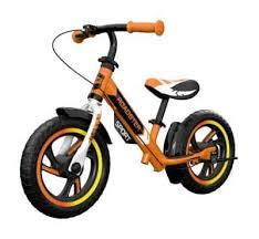 <b>Беговел Small Rider Roadster</b> 3 Sport EVA оранжевый купить по ...