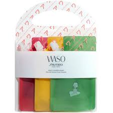 <b>Shiseido WASO</b> Reset Cleanser Squad 3 x 70 ml (Limited Edition)