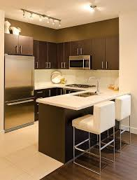 Small Contemporary Kitchen contemporary-kitchen