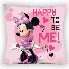 Disney Minnie Sierkussen 35x35cm Merchandise Fever