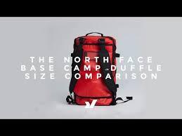 The North Face Base Camp Duffle Range Youtube