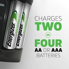 Energizer Battery Charger Green Light Mean Energizer Rechargeable Aa And Aaa Battery Charger Recharge