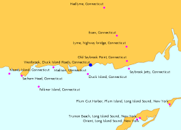 Westbrook Duck Island Roads Connecticut Tide Chart