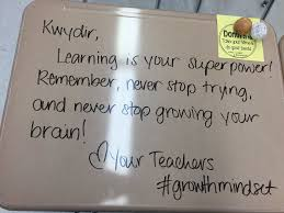 Teacher Message Viral Teacher Leaves Students Inspiring Messages For