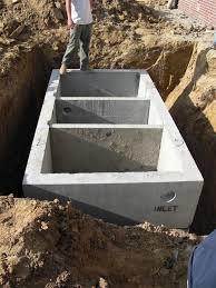 Concrete Oil Water Separator Design Oil Water Separators Gaineys Concrete