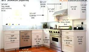 average kitchen cabinet cost average cost of custom kitchen cabinets with cost of kitchen cabinets